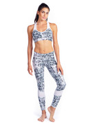 Claudia Snakeskin Legging | Nux at Fire and Shine | Womens Legging