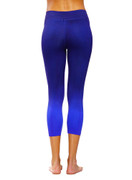 V Fit Crop Electric Purple   Nux Active at Fire and Shine   Womens Leggings