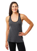 Athena Tank Charcoal | Nux Active at Fire and Shine | Women's Tanks