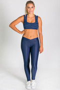 V Front Leggings | First Base at Fire and Shine | Womens Leggings