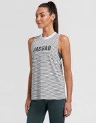 Sprint tank stripe | Jaggad at Fire and Shine | Womens Tanks