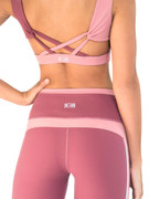 Isla Two Tone Bra | Gypsy 108 at Fire and Shine | Womens Crops