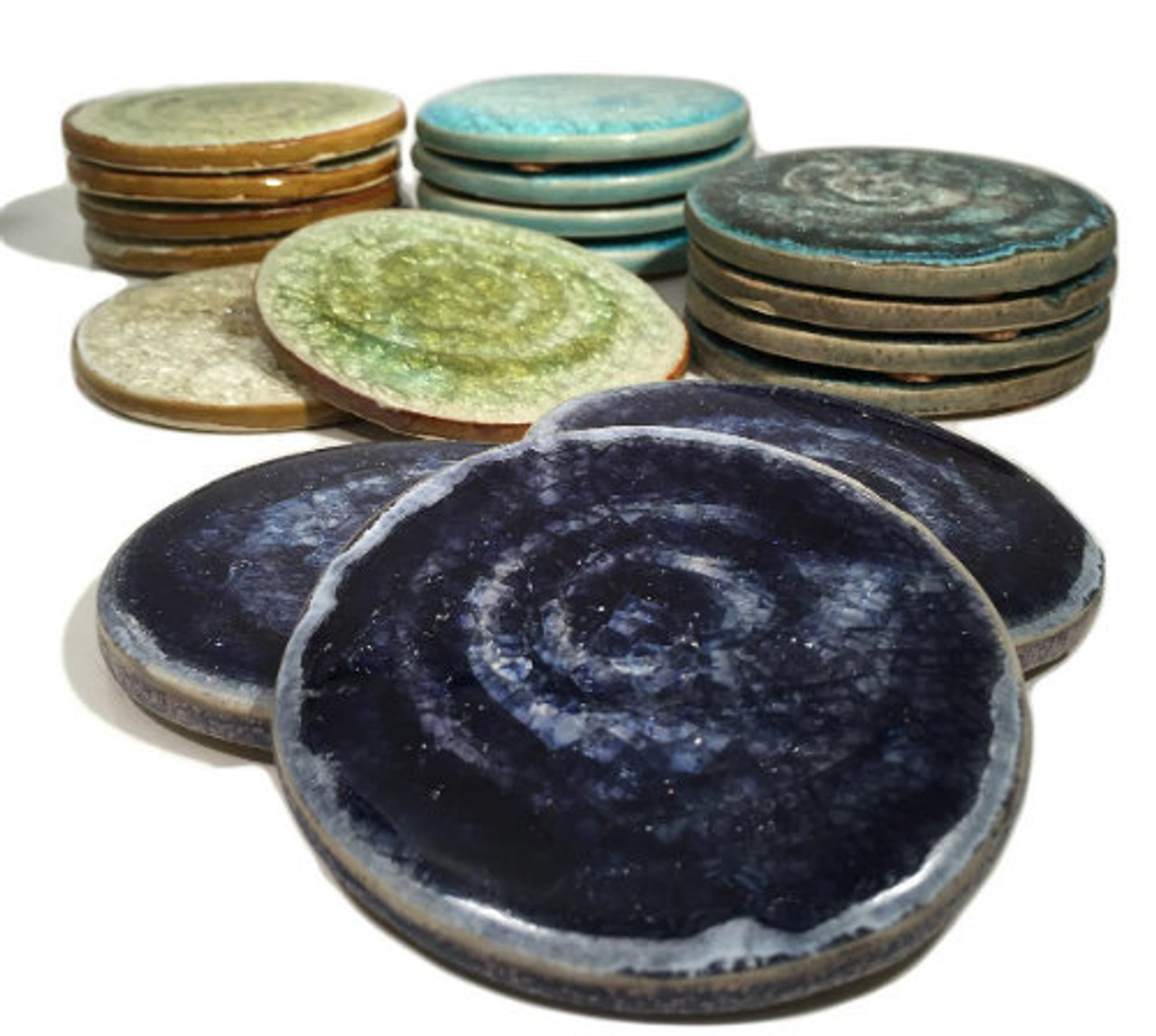 gift ideas for the home you'll love  cup coasters - glass coasters sets