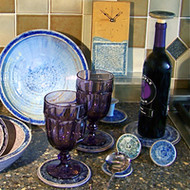 Use Our Recycled Glass Products to Outfit Your Kitchen