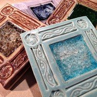 Paloma Pottery Honors New Life with Garden Stepping Stones and a Gesture of Remembrance