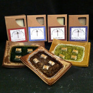Revitalize Body, Home and Spirit with a Fresh Handmade Soap Dish Gift Set from Paloma Pottery