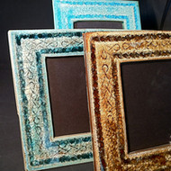 Special Offer on Recycled Glass Picture Frames from Paloma Pottery