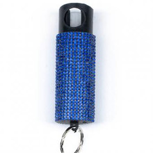 Bling Pepper Spray Key Chain