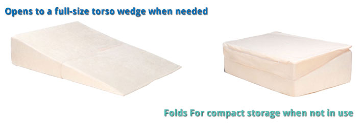 Folding Bed Top Wedge