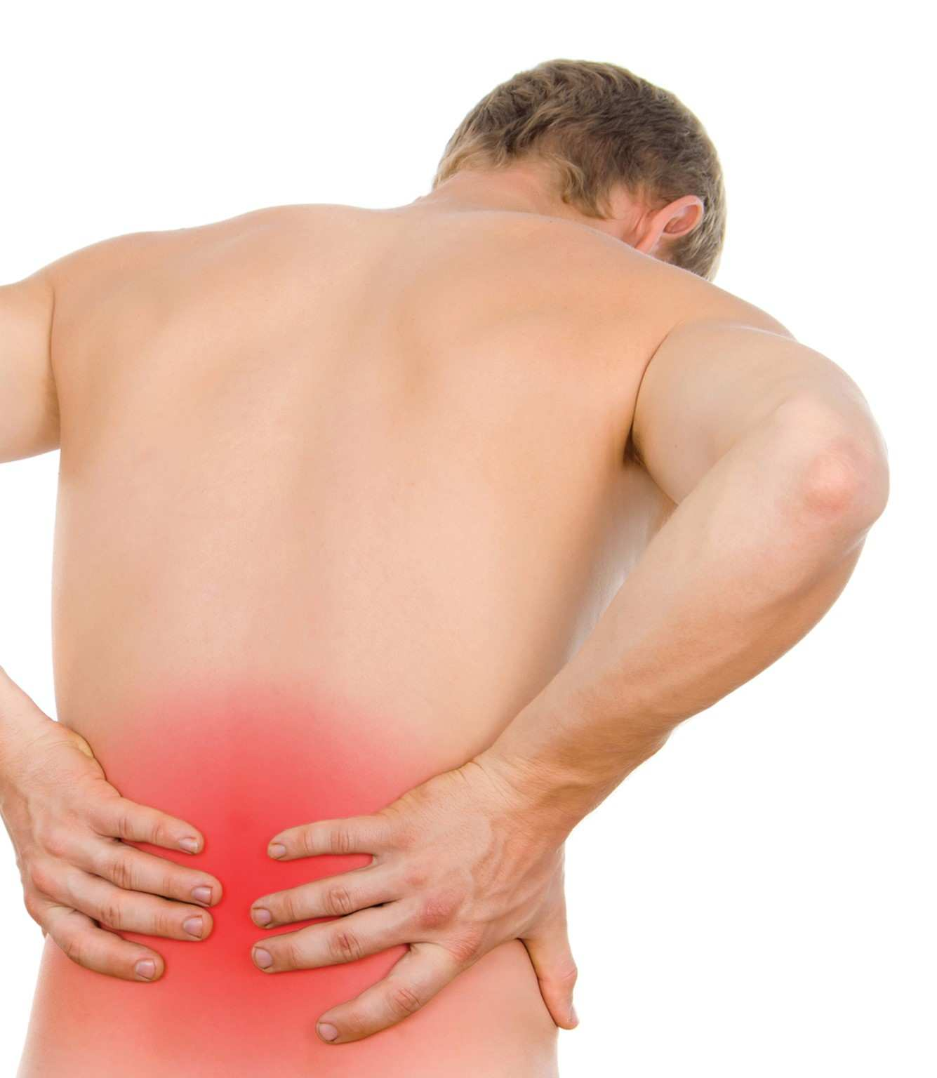 Help reduce lower back pain and inflammation