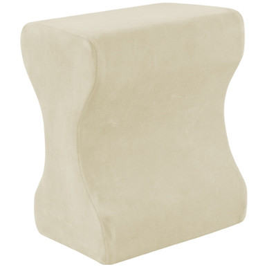 Original Leg pillow has an inner core made from support foam instead of our memory foam.
