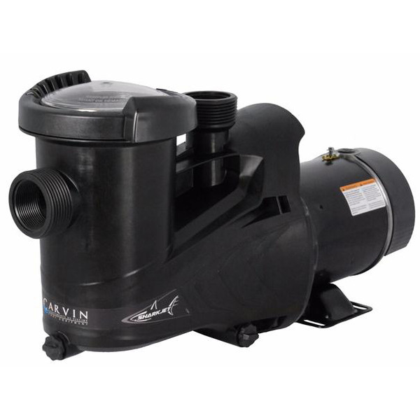 Jacuzzi 1 1/2 Hp Above Ground Pool Pump 110V