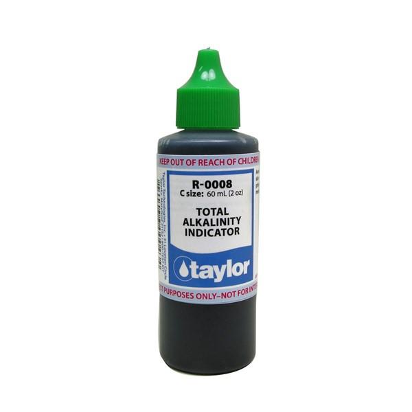 R-0008-C Total Alkalinity Indicator