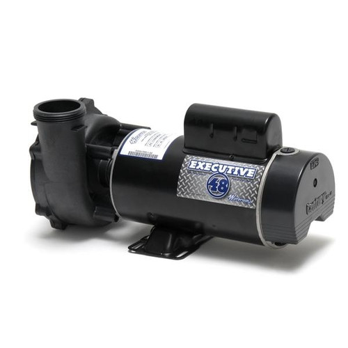 "Waterway Executive Pump 48F 1.5HP 2 Speed 2""/2"""