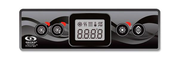 BDLK3002OP Gecko LCD Topside