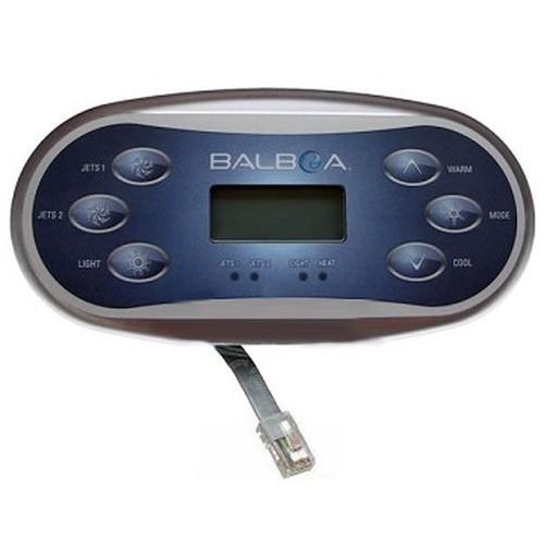 Balboa VL620S Topside Control - 6 Button 50055