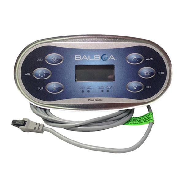 Balboa TP600 Topside Control -  6 Button 50056