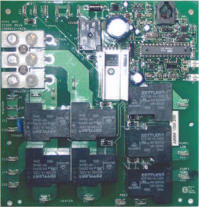 Mini Max Version R75B Aruba Spas