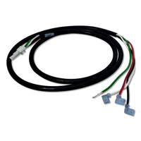 Amp Style Cord - 4 Wire