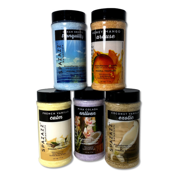 Spazazz Aromatherapy
