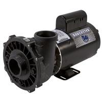 "Waterway Executive 56-Frame 4 Hp Single-Speed Spa Pump, 2.5"" Intake, 2 """