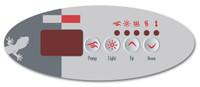 Gecko TSC-9 Keypad S-Class