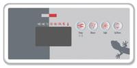 Gecko Tsc-19 Keypad S-Class