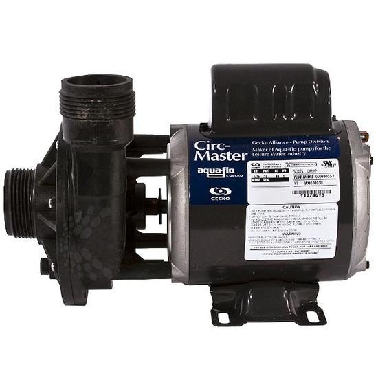 Gecko Aqua-Flo Circ-Master Hp 120V Circulation Pump, Side Discharge