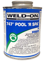 Weldon 747 Glue