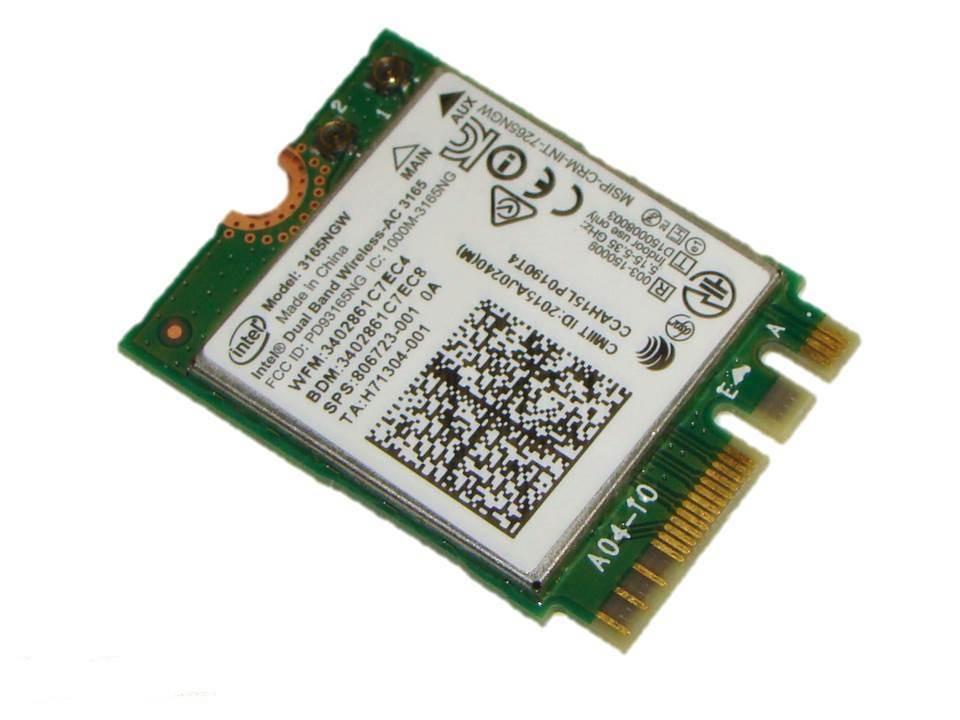 HP ProBook Pavilion Intel Dual Band Wireless WiFi Card