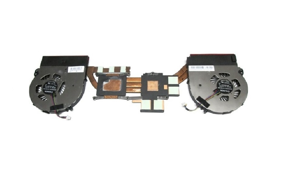 Genuine HP Omen 15-5000 15T-5000 Dual Fans 46002Q0S0002
