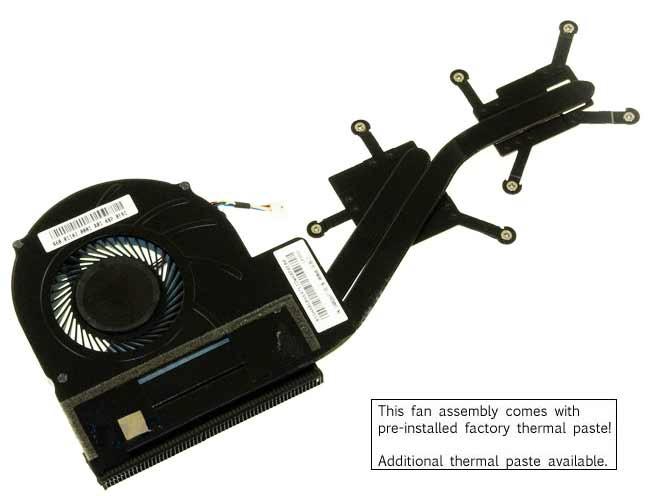 00HT875 New Genuine Fan and Heatsink For Lenovo ThinkPad Yoga 14