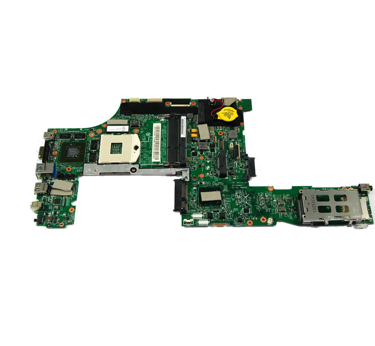New Genuine Motherboard for Lenovo ThinkPad T530 W530 Motherboard 04X1505