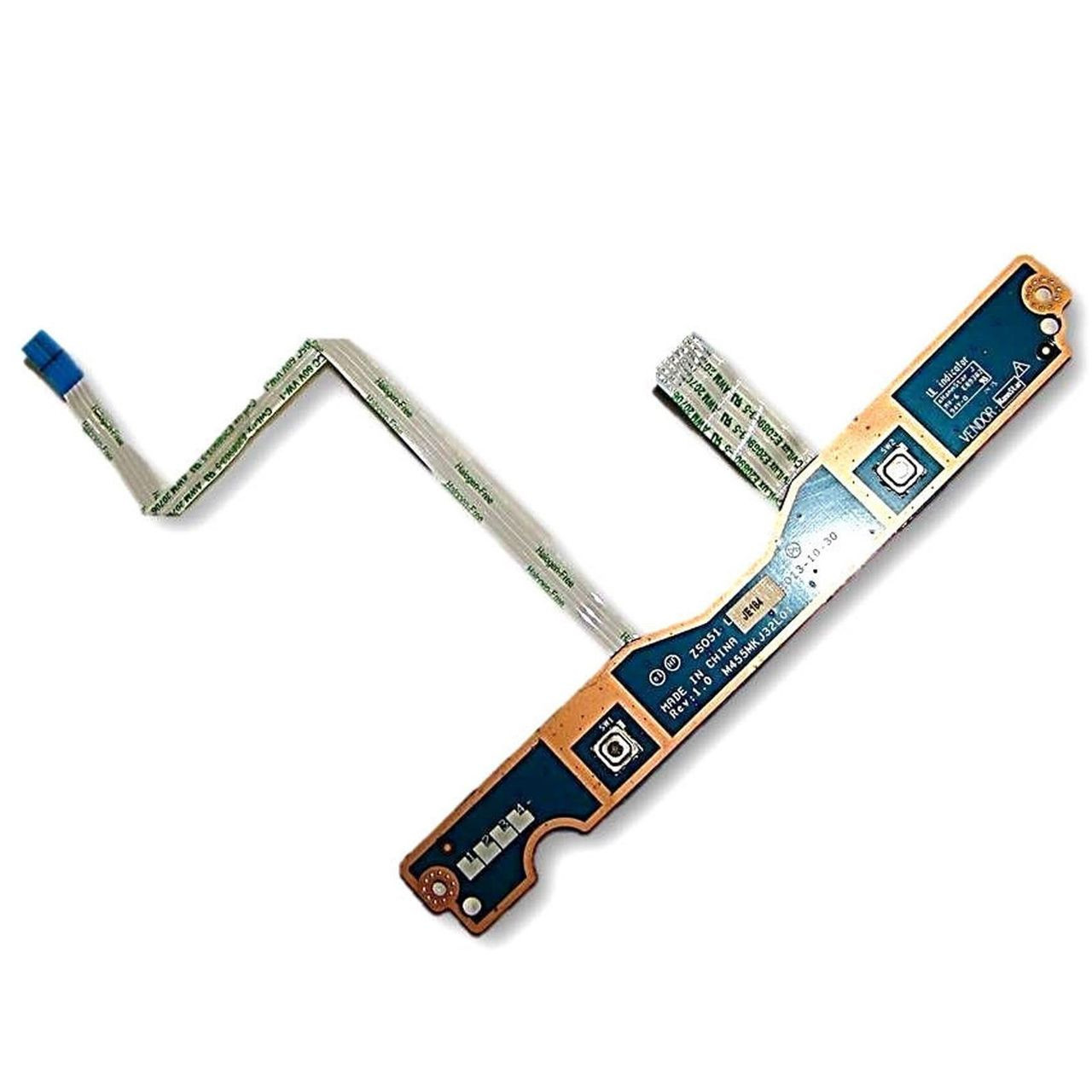 For HP 15-G 15-R Series Laptop Touchpad Mouse Button Board w// Cable LS-A992P