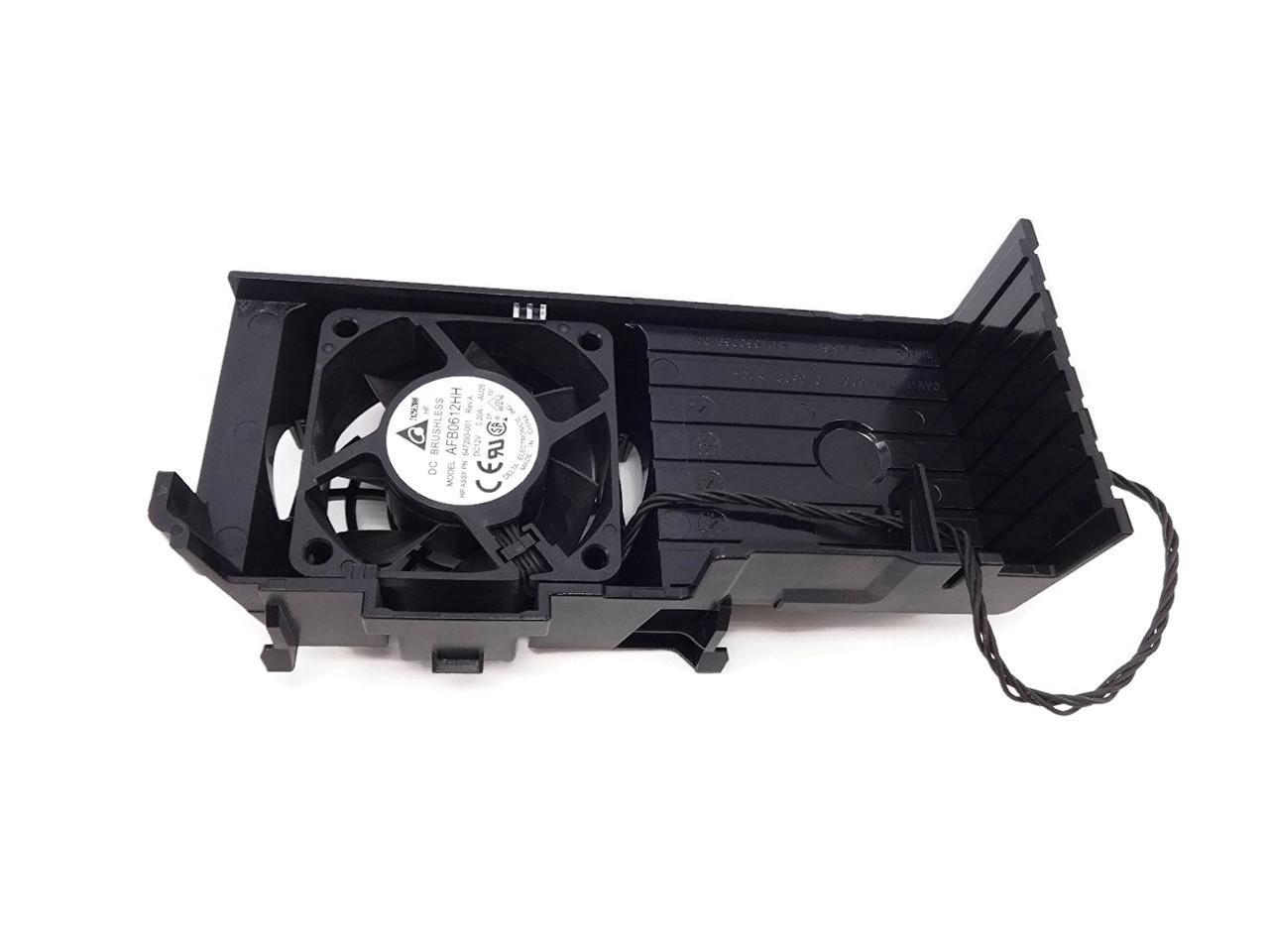 New Genuine HP Z420 Workstation Memory Fan 663345-001