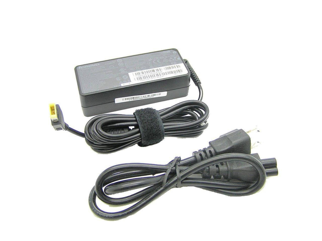 New Genuine Power AC Adapter for Lenovo 65 Watt 20V 3.25A Type-C USB 01FR031