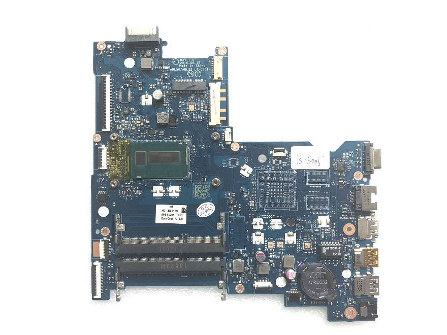 Genuine HP 250 G4 I3-5005U Motherboard 822041-001 822041-601
