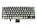 New Genuine Dell XPS 15z L511z US Backlit Keyboard (Silver Keys) XF4YC 0XF4YC