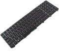 HP ENVY 17 Keyboard US Backlit 9Z.N4DBQ.101 610914-001