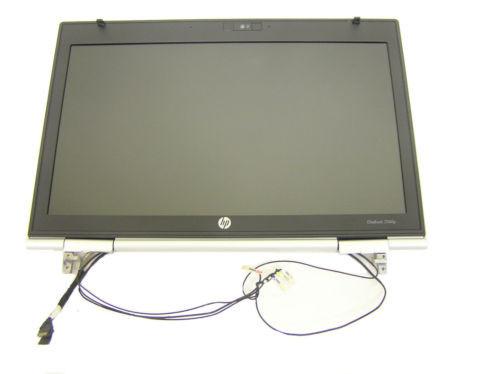 Genuine 638553-001 EliteBook 2560p 12.5 LCD Complete Display Assembly 638553-00