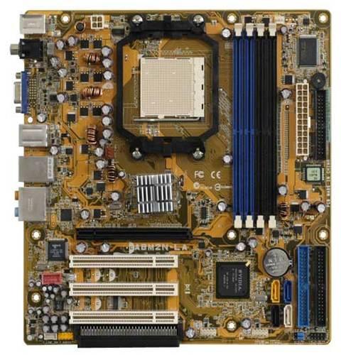 5188-6074 Asus Nagami2L-GL8E Motherboard A8N-LA