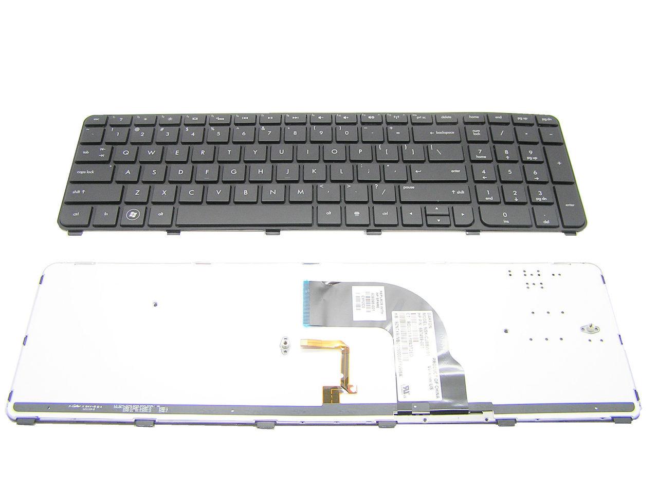 New HP Pavilion DV7-7000 DV7T-7000 DV7-7100 M7-1000 Keyboard US With Backlit