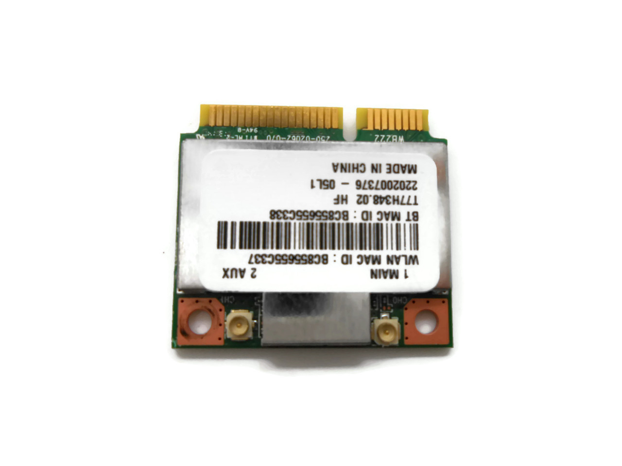 Acer Aspire F5-571 Atheros WLAN/Bluetooth Drivers for PC