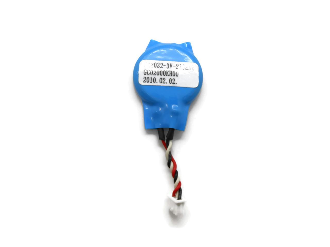 New Genuine Dell Latitude E6400 CMOS RTC Battery GC02000KH00