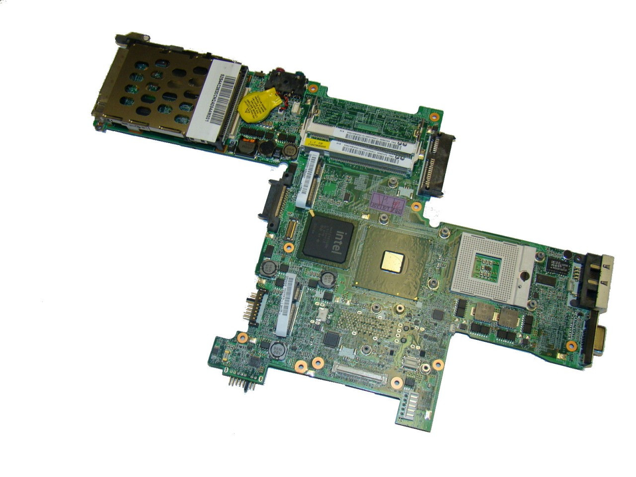 IBM Thinkpad Z61t Intel Motherboard 44C3917