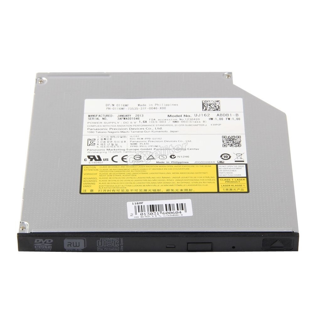 Lenovo ThinkPad T440p T540p BD-ROM Blu-ray Player Drive