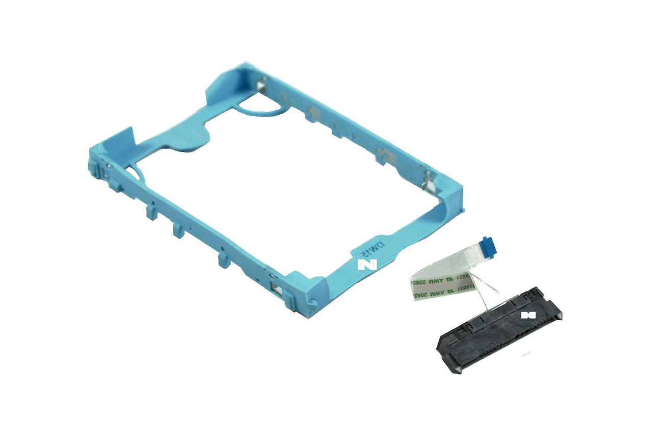 742939-001 GENUINE HP PAVILION TOUCHSMART 14 HARD DRIVE CADDY KIT W// CABLE
