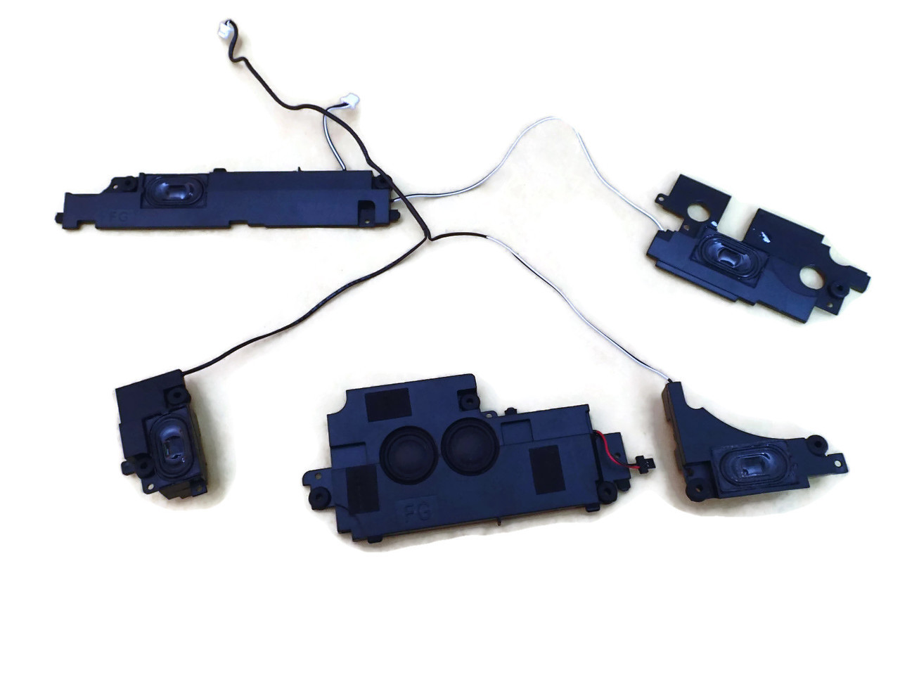 HP ENVY m6-n010DX LAPTOP SPEAKER SET W//SUBWOOFER 720561-001 720562-001