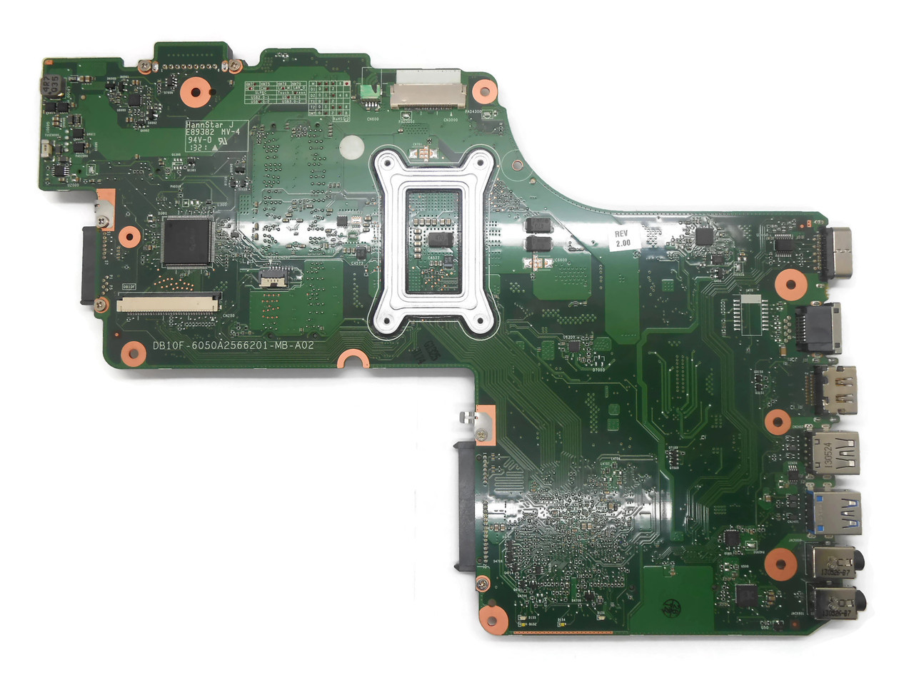 """TOSHIBA Satellite C55-A C55D-A 15.6/"""" Laptop Motherboard V000325060"""