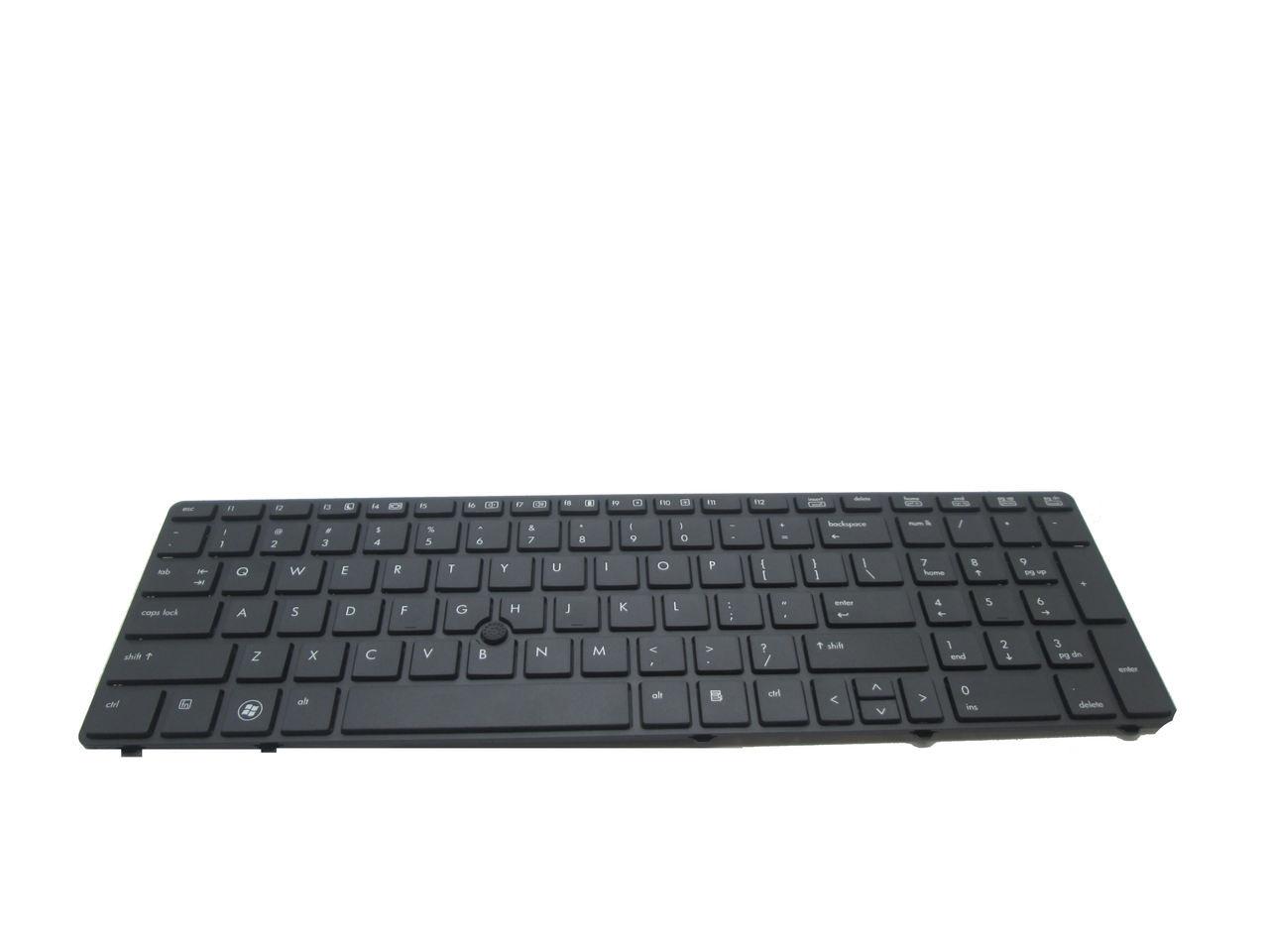 New Genuine HP Elitebook 8570p Keyboard 690401-001